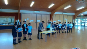 Auckland Catholic Primary Schools Chess Competition 2018
